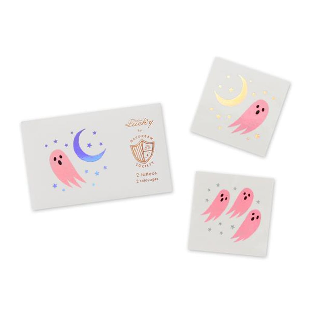 Spooked Temporary Tattoos from Daydream Society