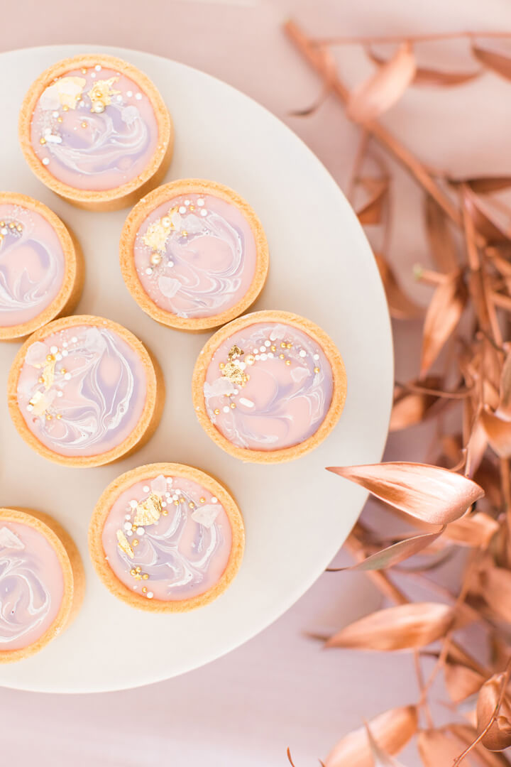 Cookies from Celestial Birthday Party Styled by Golden Arrow Events & Design | Black Twine