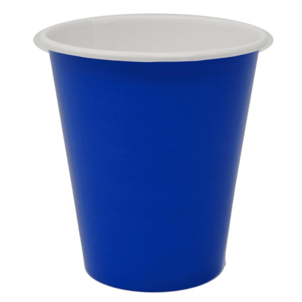 Blue Cups - Geese & Ganders