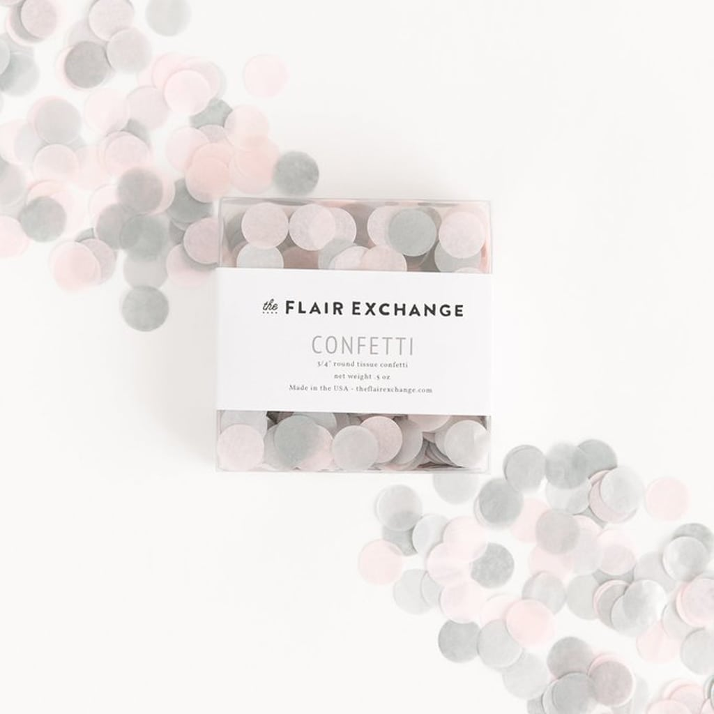 Tissue Paper Confetti - The Flair Exchange