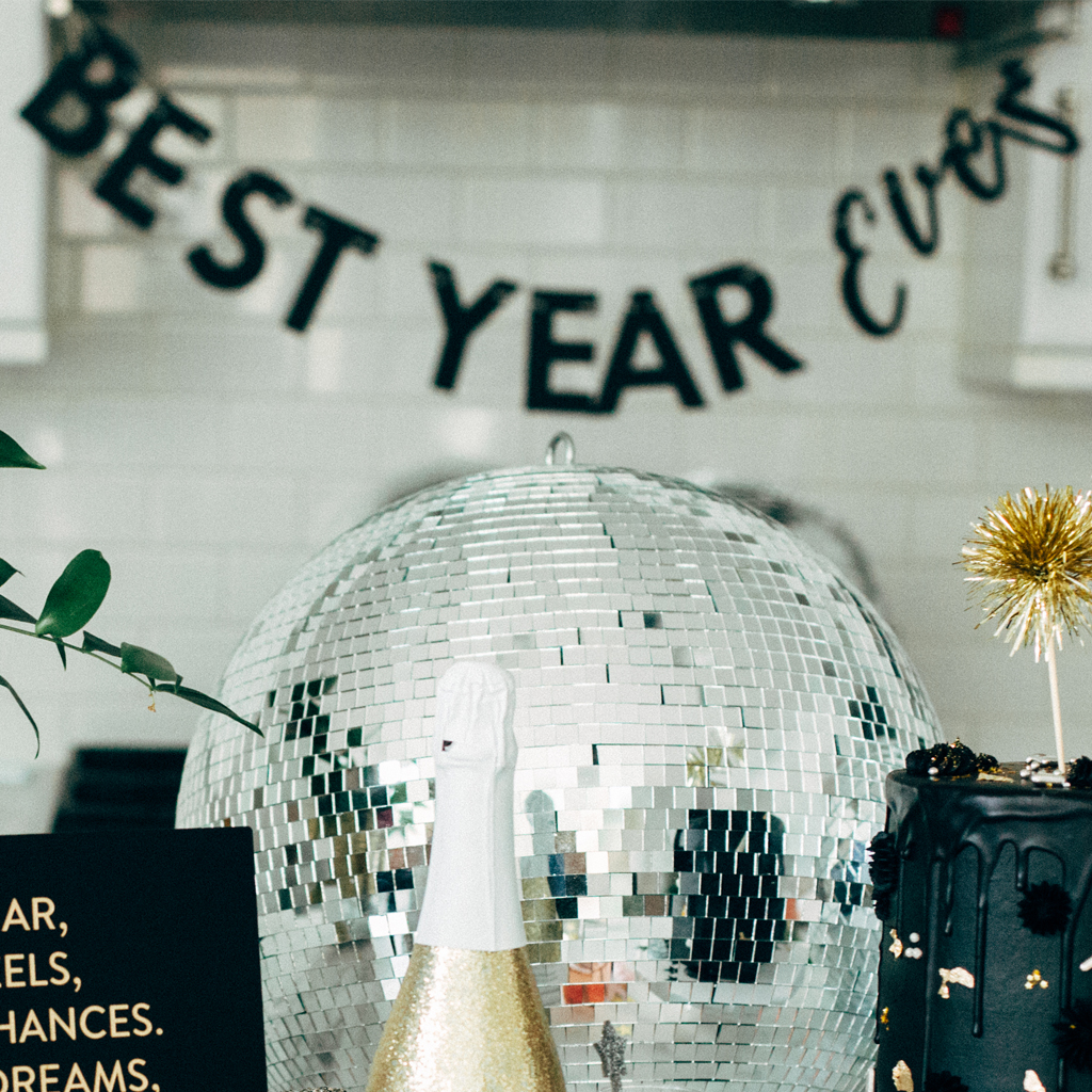 Best Year Ever Banner from Bracket