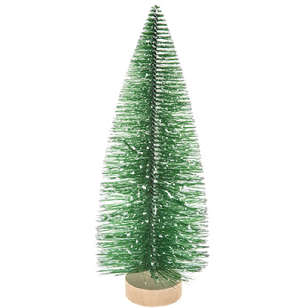 Bottle Brush Trees from Hobby Lobby