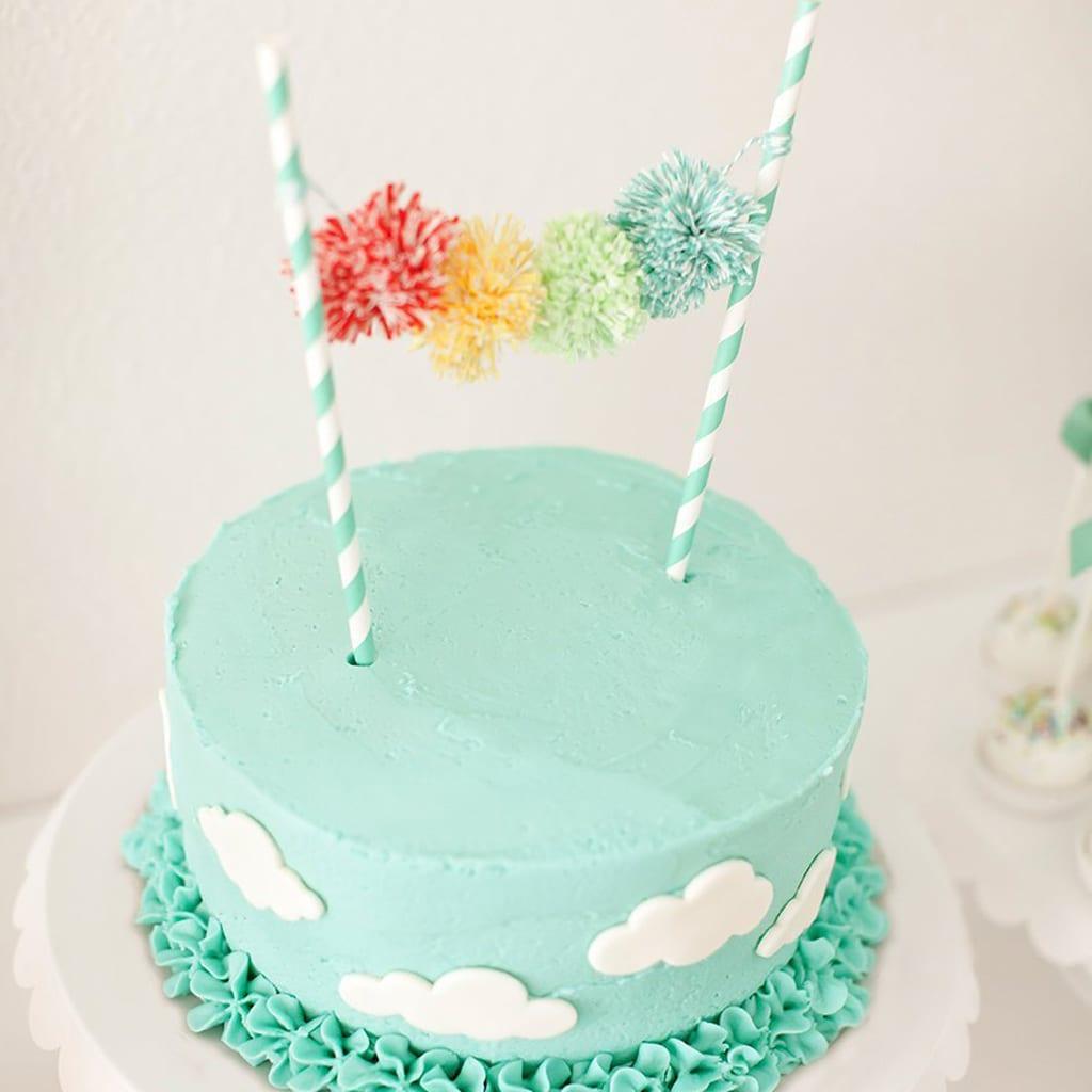Cake Topper from Kiss Me Kate Studio