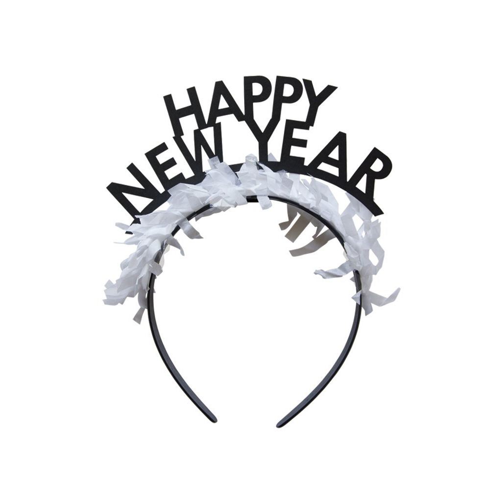 Happy New Year Party Headbands from Bracket