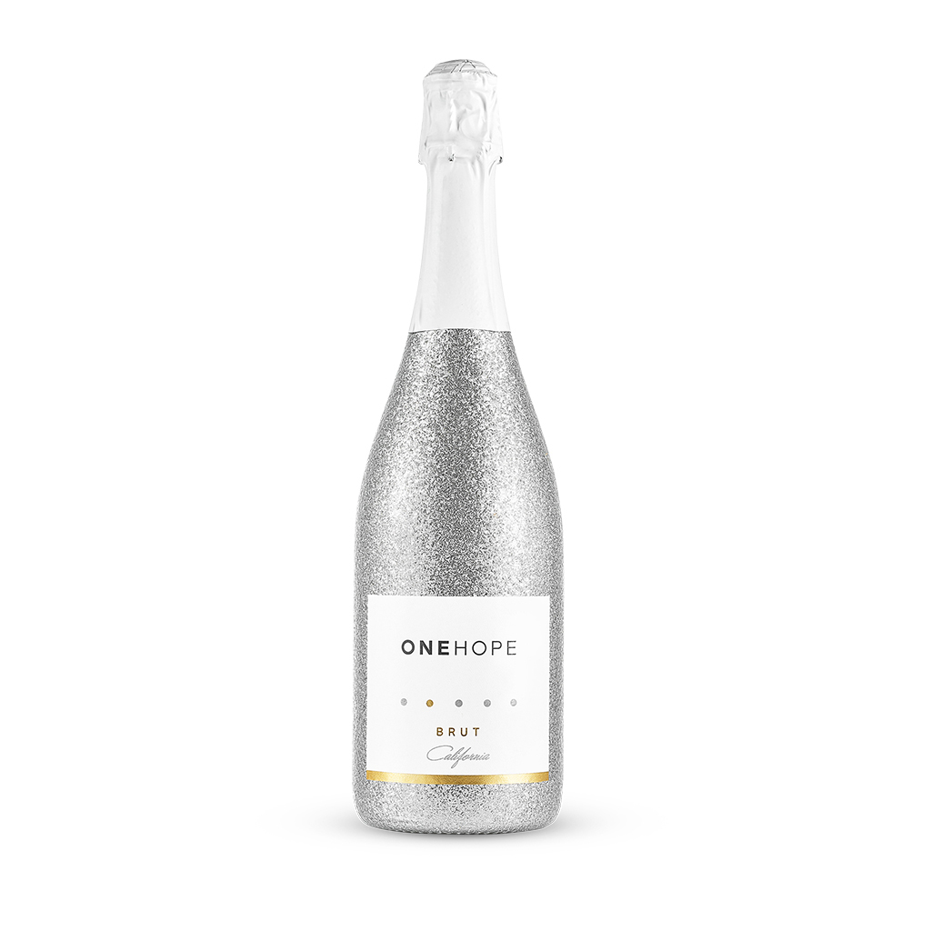 Sparkling Wine – Silver Shimmer Edition from One Hope