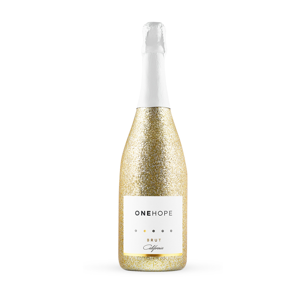 Sparkling Wine – Gold Shimmer Edition from One Hope