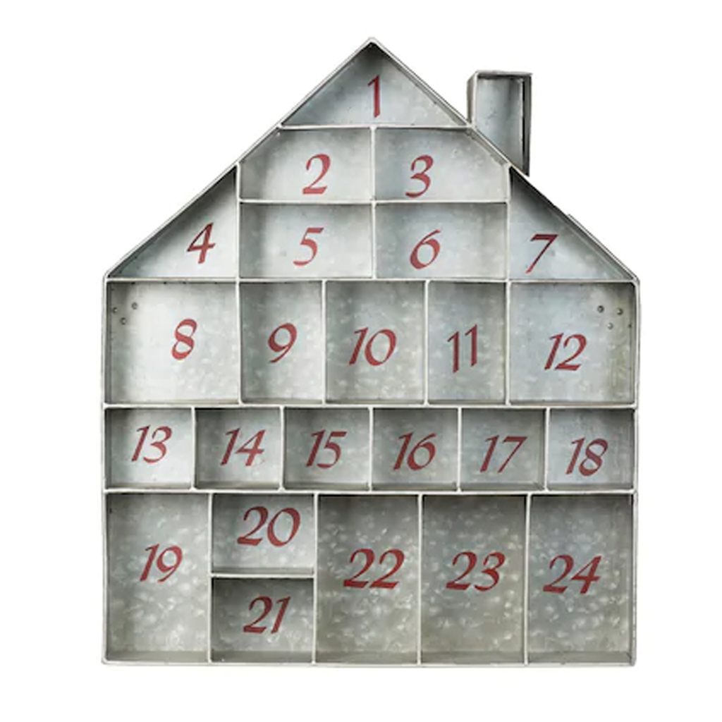 Tabletop House Advent Calendar from Michael's
