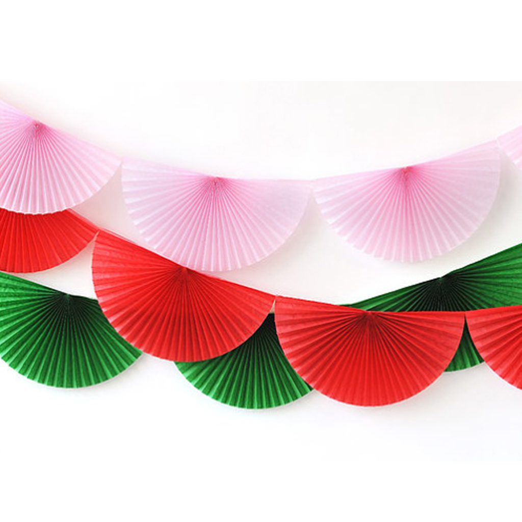 Sweet Watermelon Bunting Garlands from Happy Wish Company