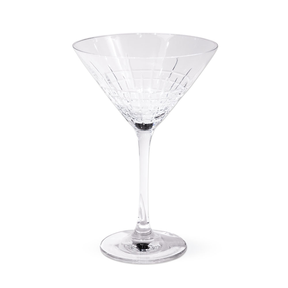 Fortessa Distil Martini Glass from Caspari