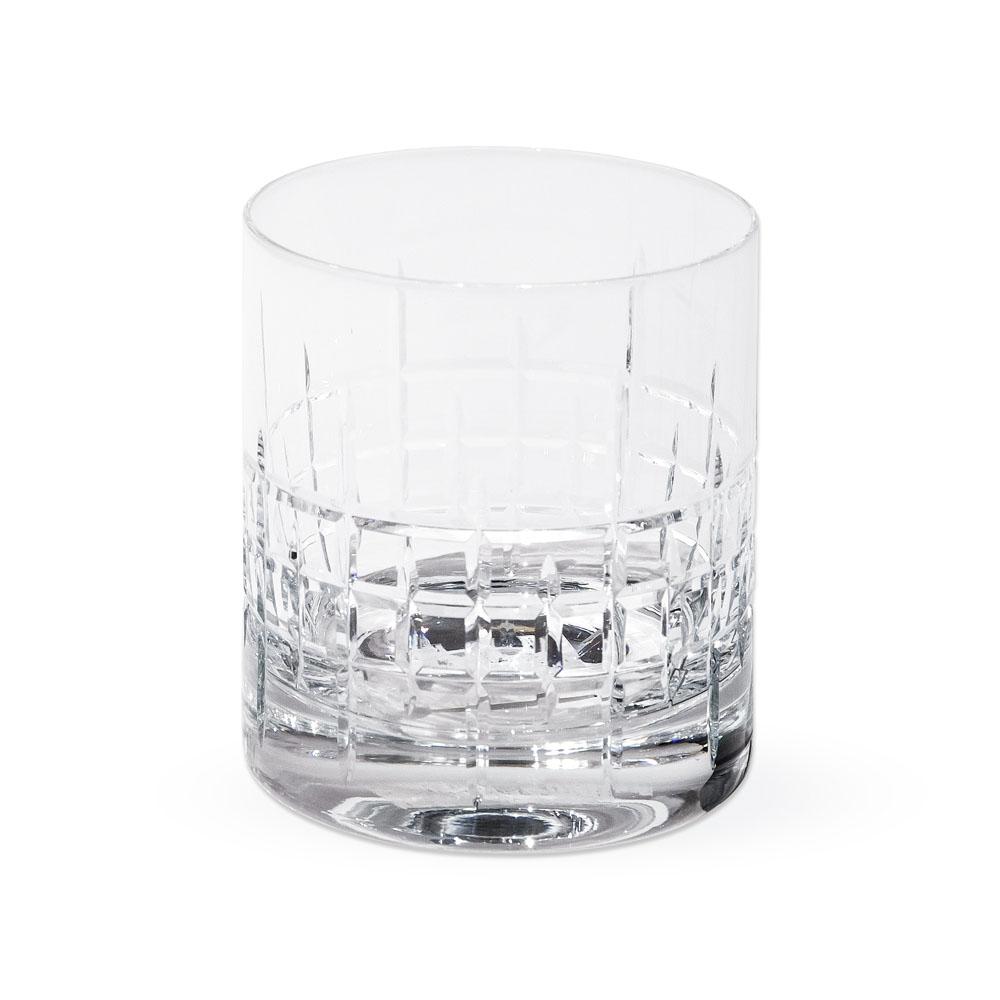 Fortessa Distil Old-Fashioned Glass from Caspari