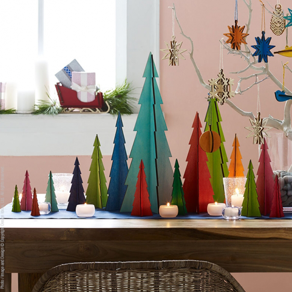 Christmas Trees from Design Ideas