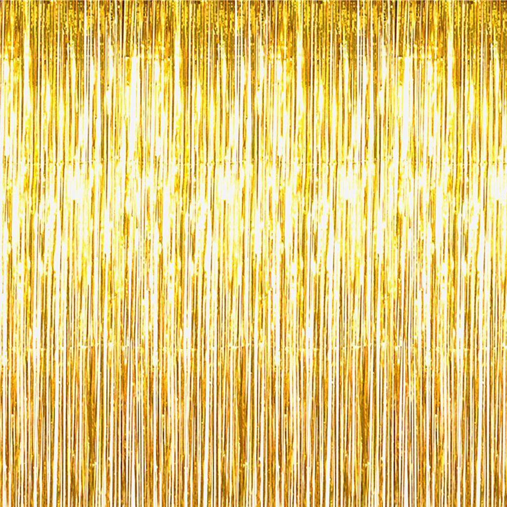 Gold Fringe