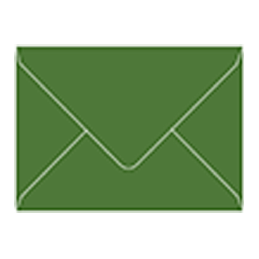 Green Envelopes from Paper Presentation