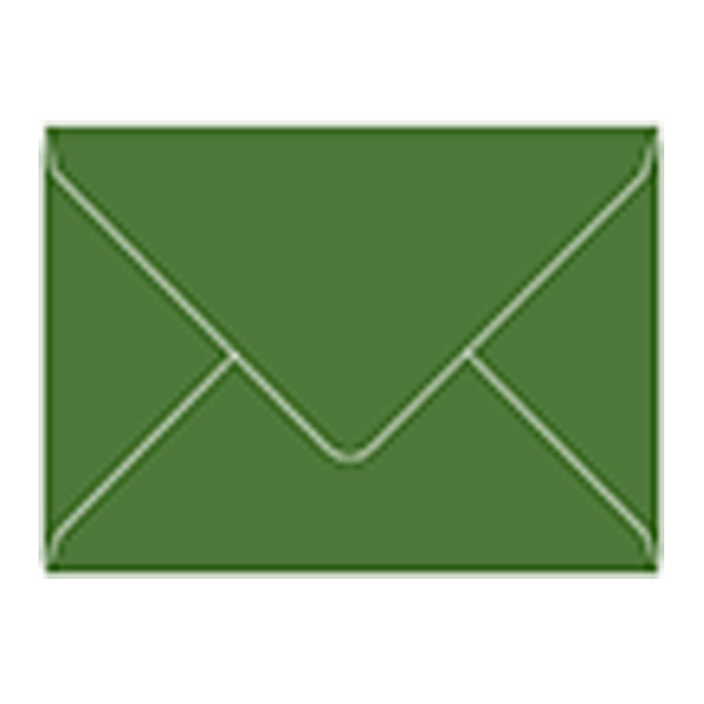 Green Envelopes from Paper Presentation