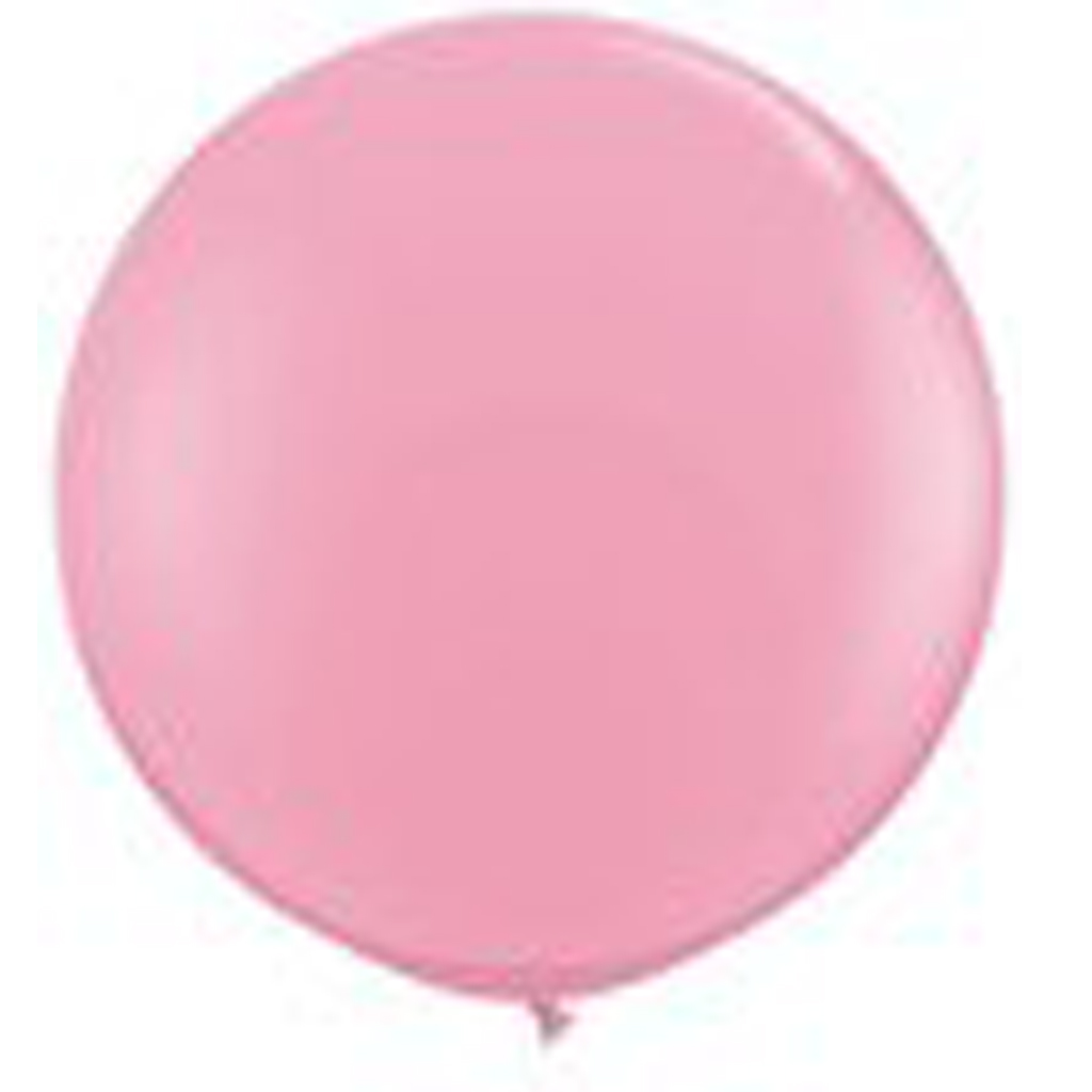 Large Pink Balloons