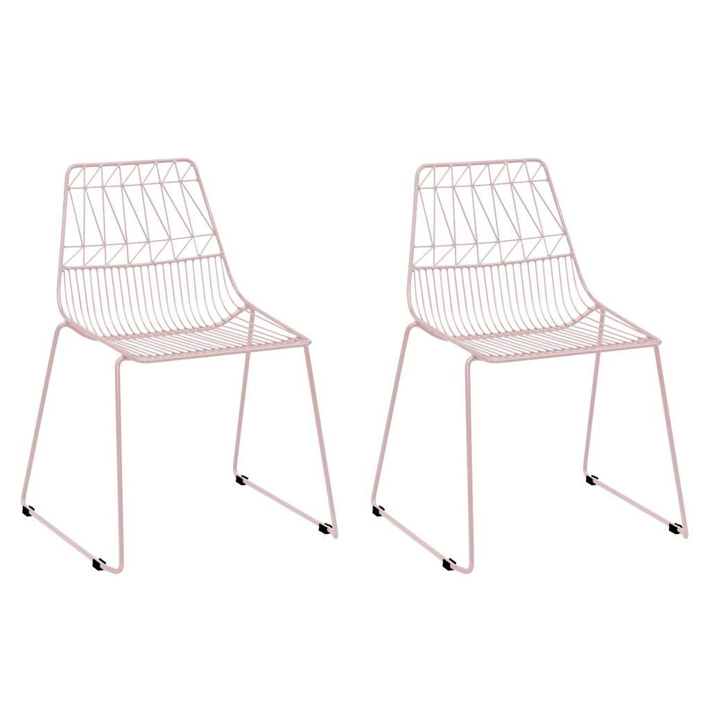 Cross Wire Activity Chairs