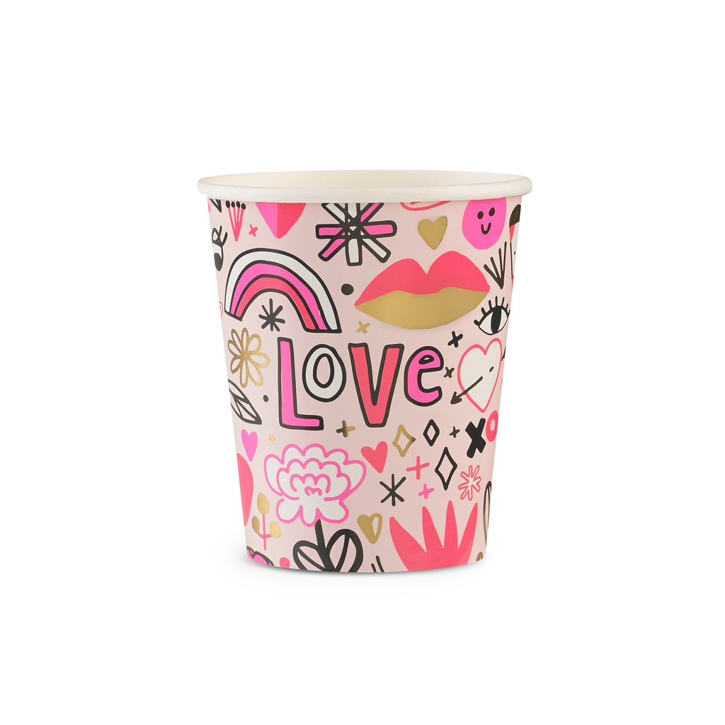 Love Notes Cups from Day Dream Society