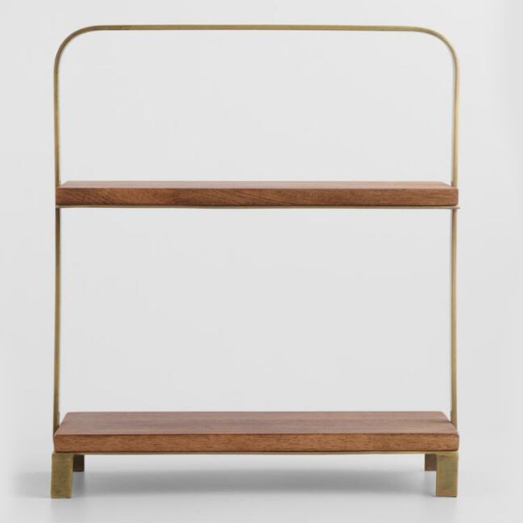 2 Tier Serving Stand