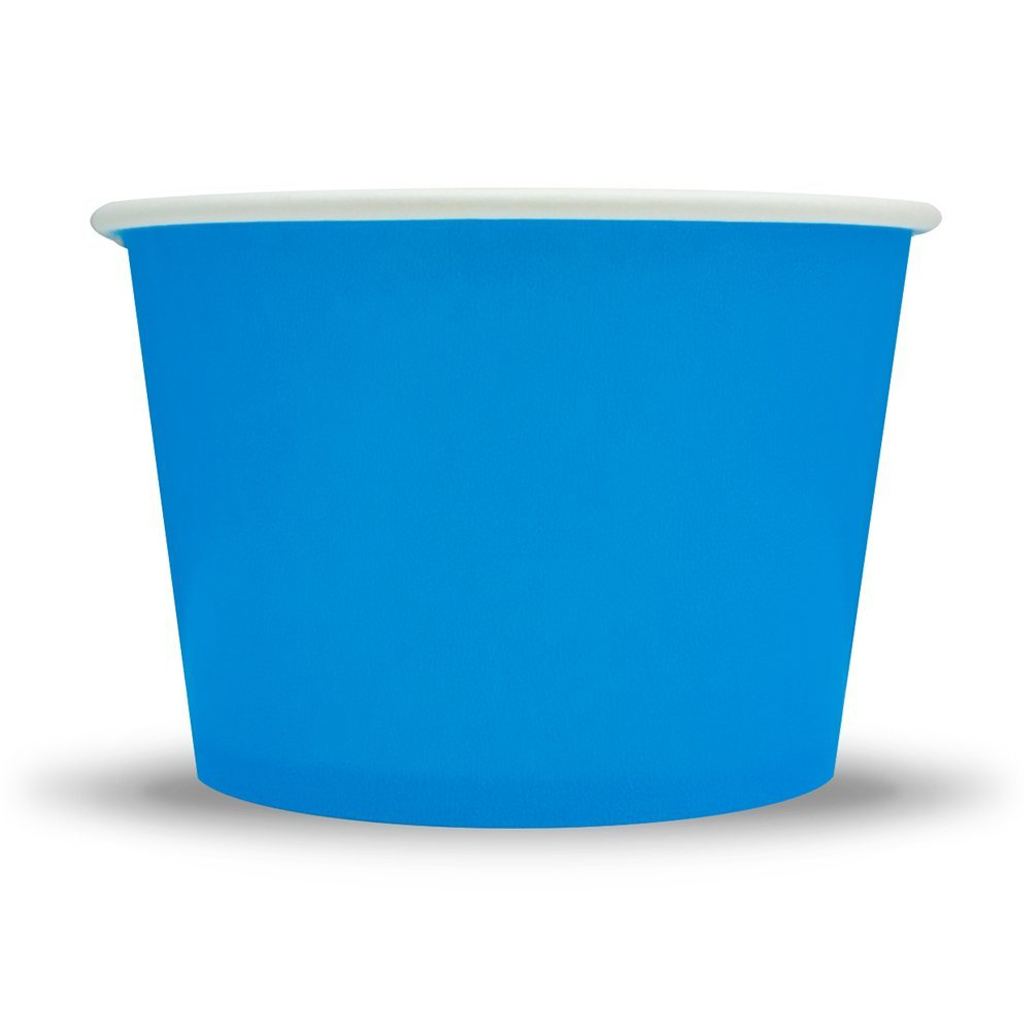 Blue Treat Cups