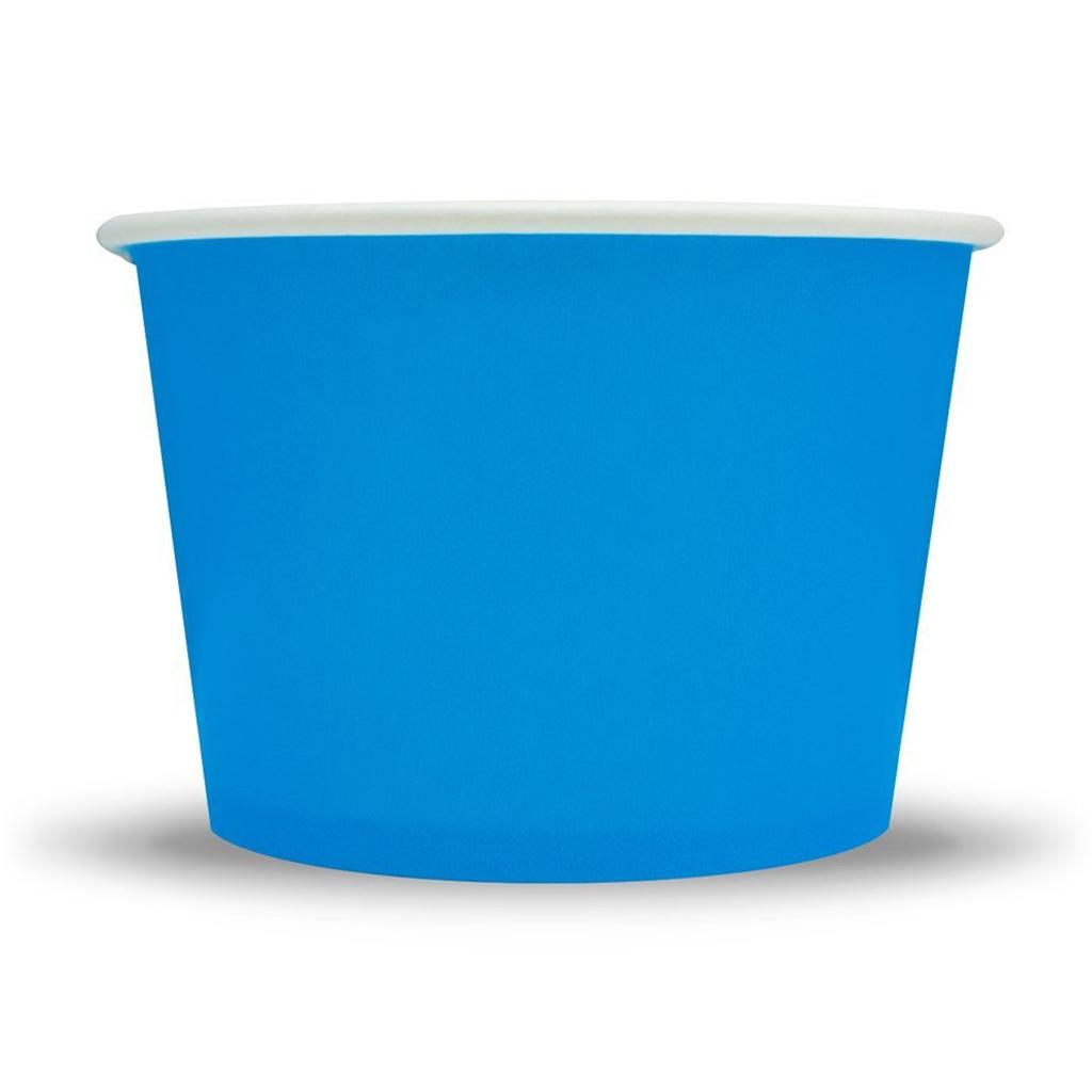 Blue Treat Cups
