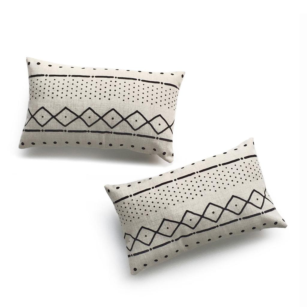 Mud Cloth Pillows