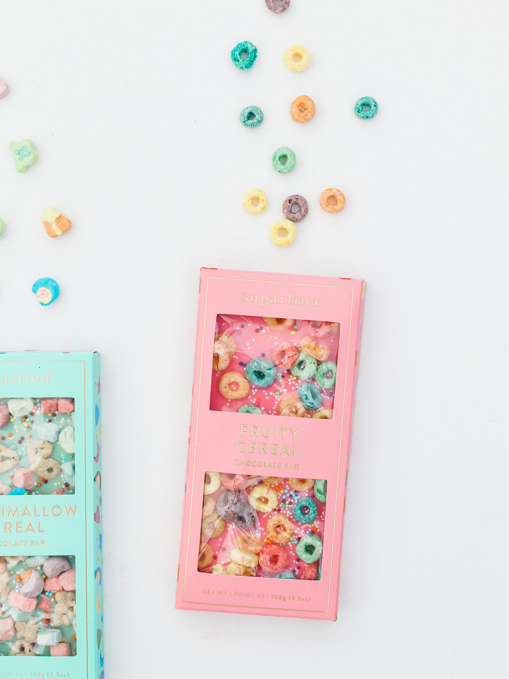 Sugarfina Fruity Cereal from Kids Birthday Brunch Styled by Deets & Things | Black Twine